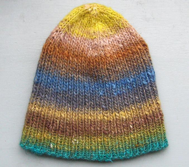 FREE CROCHET PATTERN BOY S WINTER HAT WORSTED WEIGHT ...